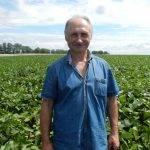 Горобець Василь Петрович, директор СФГ «Слобіцьке»